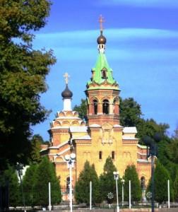 Алексеевский Собор в Самарканде