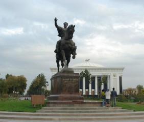 Amir Temur Monument SH Foto