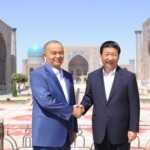 karimov with china president